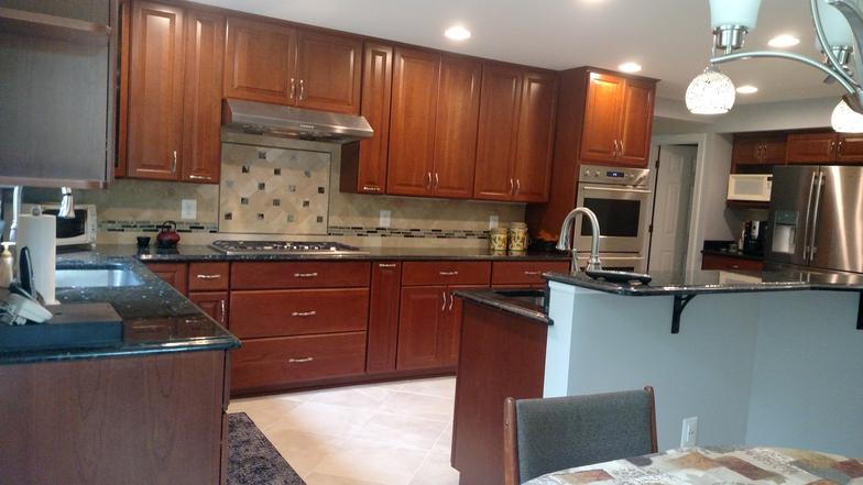 Kitchen Remodeling Projects: Nokesville, Manassas, VA | Lakewood ...